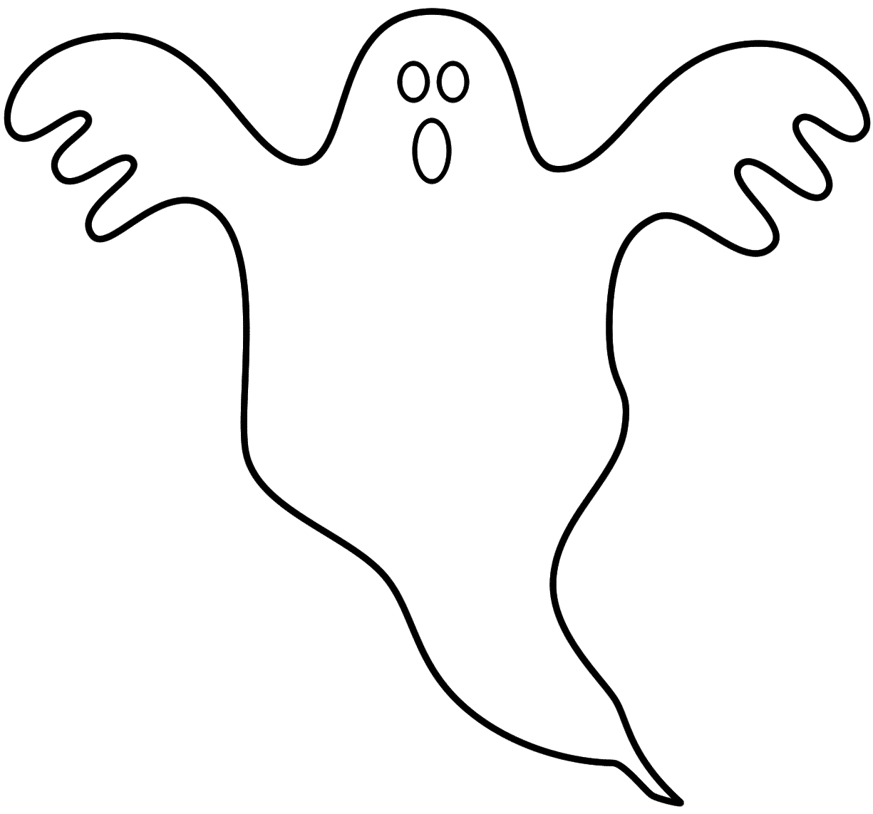 ghost for coloring printable ghost coloring pages for kids cool2bkids ghost coloring for