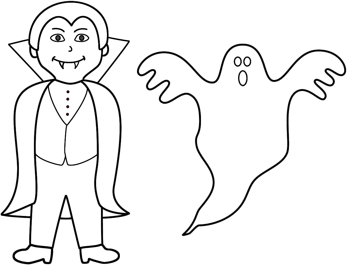ghost for coloring printable ghost coloring pages for kids cool2bkids ghost for coloring