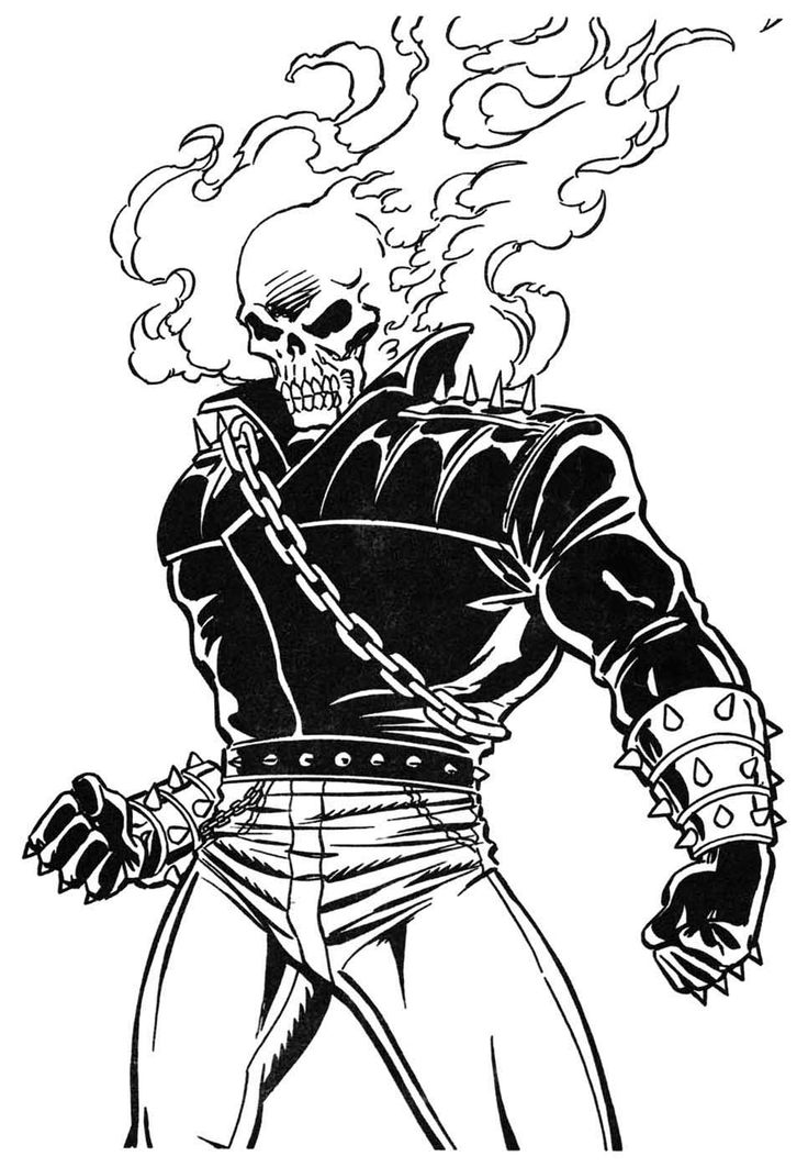 ghost rider coloring sheets ghost rider coloring pages coloring pages to download ghost rider sheets coloring