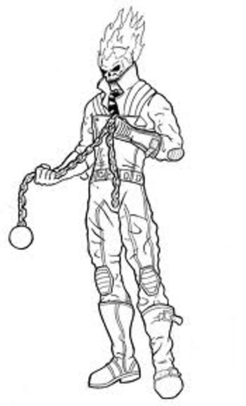 ghost rider coloring sheets ghost rider coloring pages coloring pages to download rider ghost coloring sheets