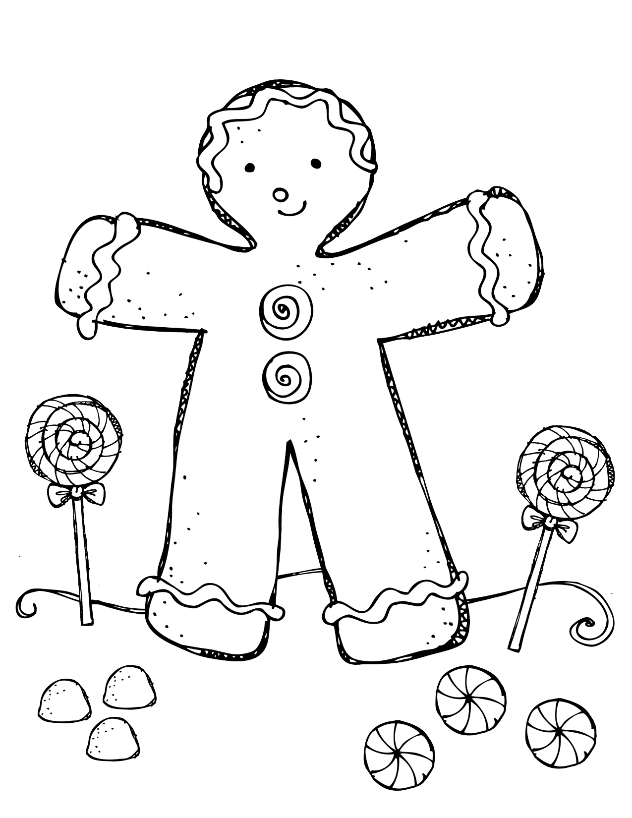 gingerbread girl coloring sheet coloring gingerbread sheet girl coloring gingerbread sheet girl