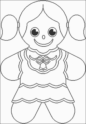 gingerbread girl coloring sheet gingerbread girl coloring page get coloring pages gingerbread girl sheet coloring