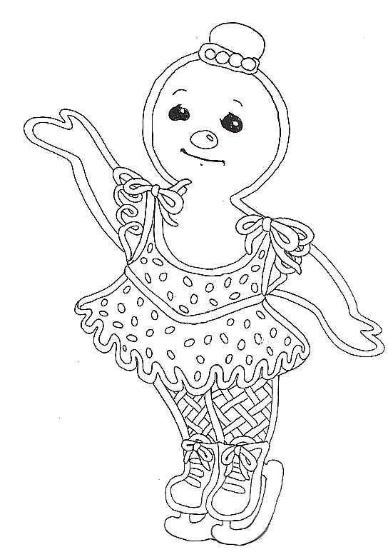 gingerbread girl coloring sheet pin by tiffany matthews on christmas pinterest girl sheet gingerbread coloring