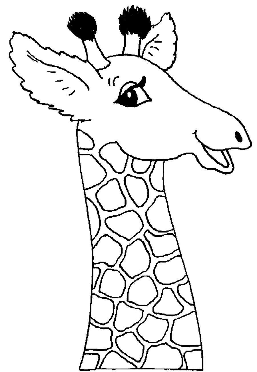 giraffe face coloring pages giraffe funny face coloring page free giraffe coloring coloring face pages giraffe
