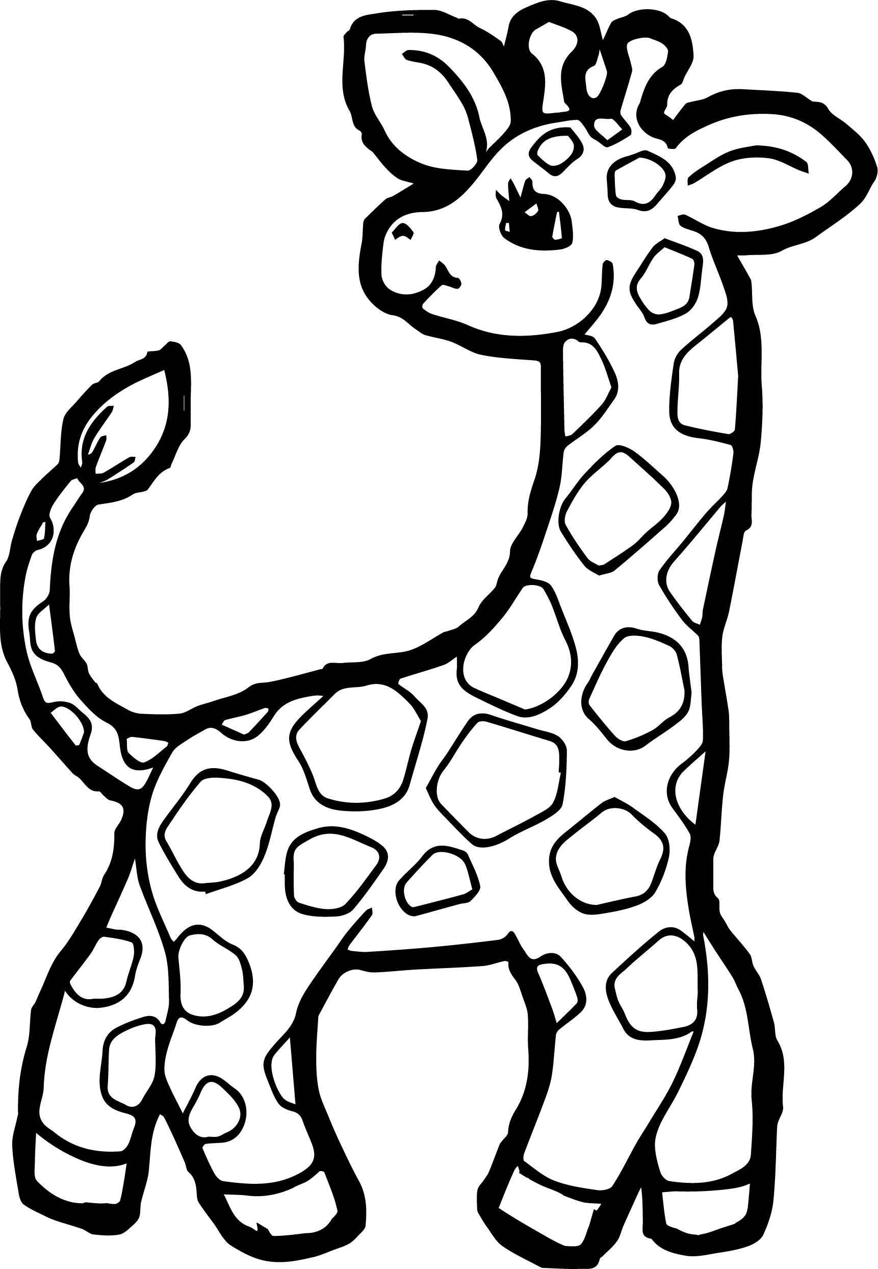 giraffe face coloring pages giraffe outline drawing google search 기린 일러스트레이션 그림 pages face giraffe coloring