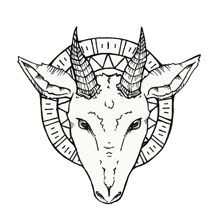 goat head drawing goat face drawing at getdrawings free download drawing head goat