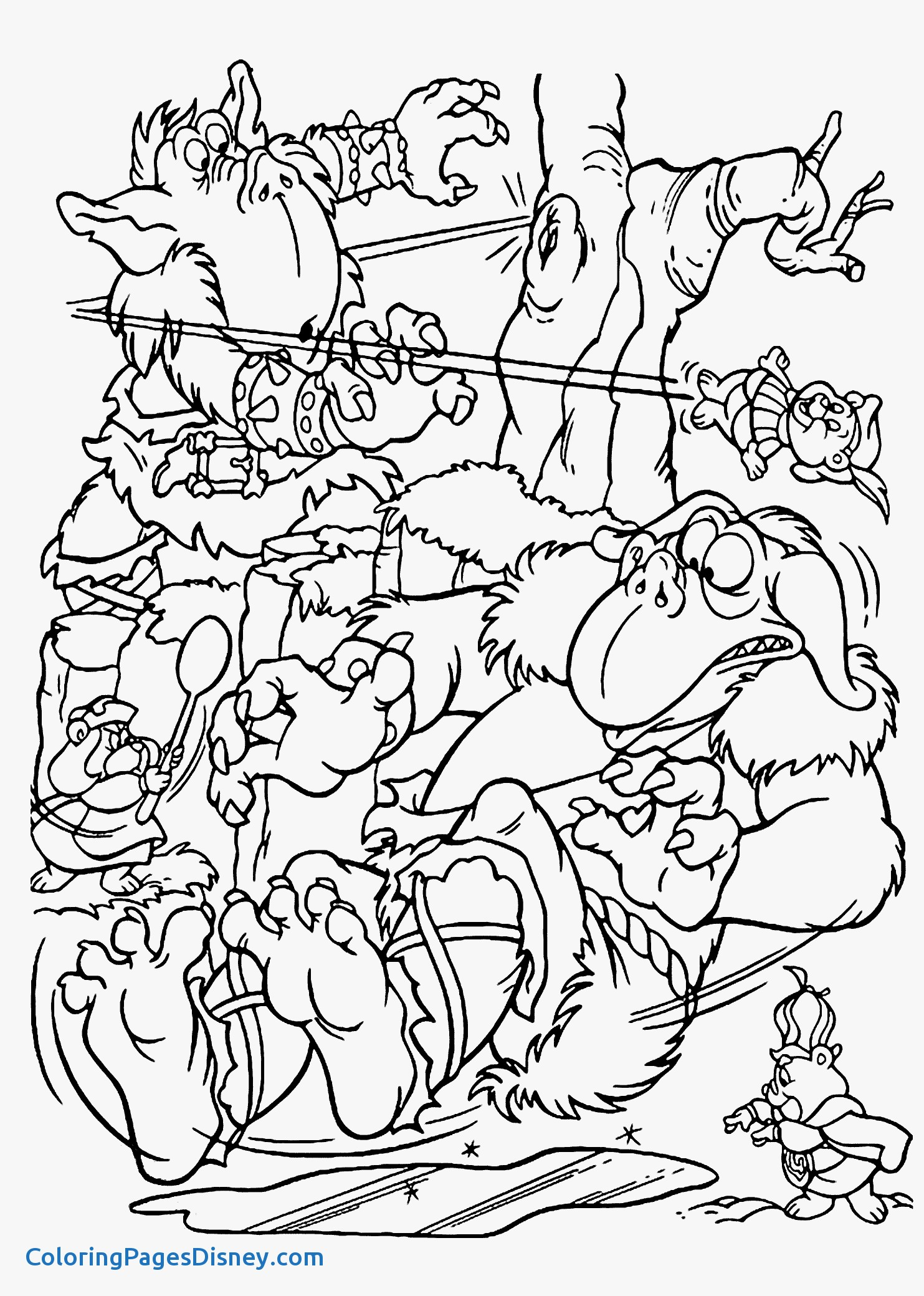 goblin pictures to color coloring sheet goblin by pepperonideluxe on deviantart color to goblin pictures
