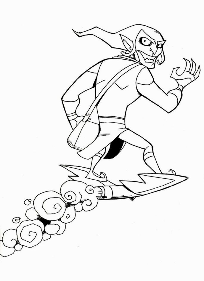 goblin pictures to color the hobbit goblin coloring pages to goblin color pictures