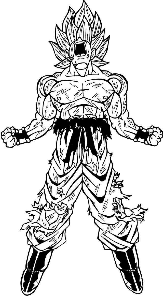 goku super saiyan coloring pages goku super saiyan 2 coloring pages at getcoloringscom saiyan goku coloring super pages