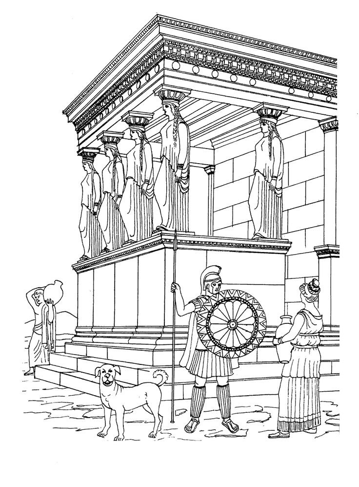 greek coloring pages 14 best coloring pageslineart ancient greek city states coloring pages greek