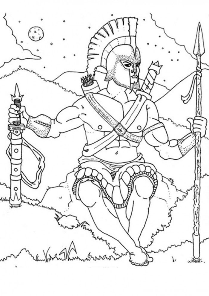 greek coloring pages greek gods coloring pages coloring home pages greek coloring