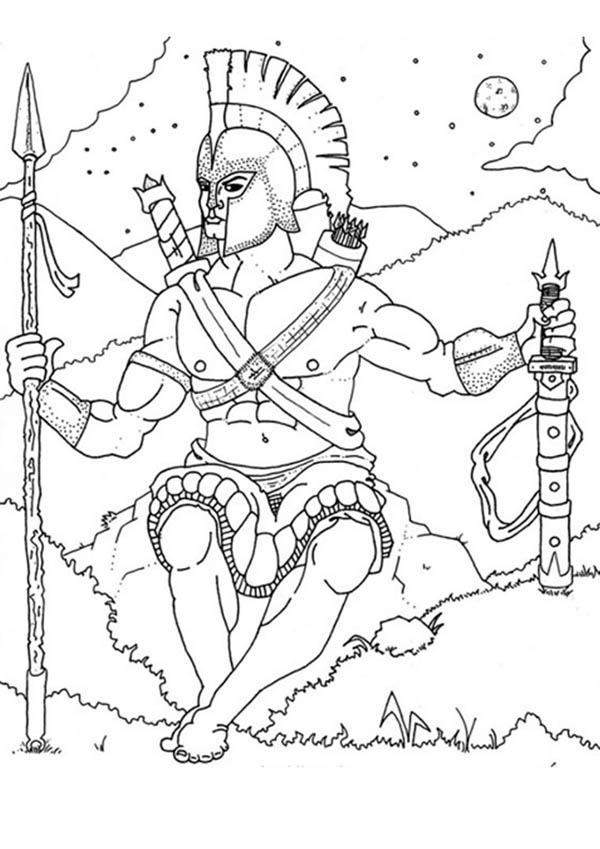 greek coloring pages greek mythology coloring pages learny kids greek coloring pages