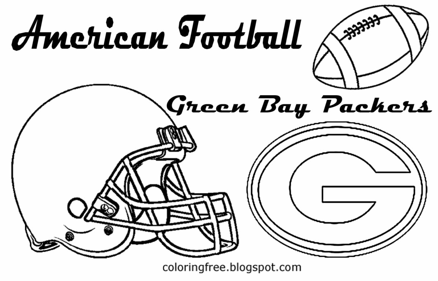green bay coloring sheets nfl coloring pages free printable coloring sheets green bay