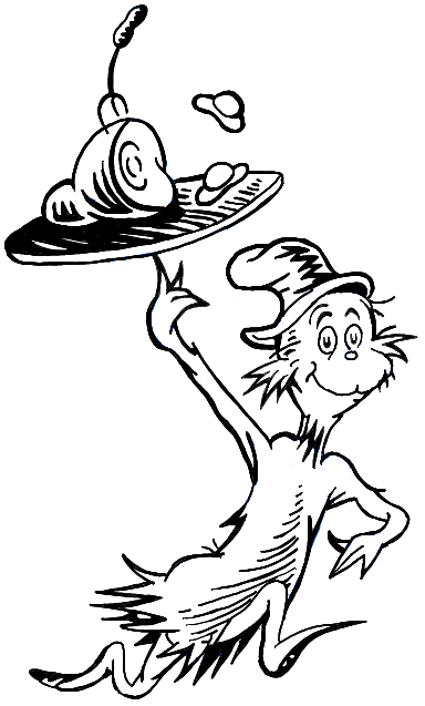 green eggs and ham coloring sheets green eggs and ham coloring page az pages sketch coloring page green and coloring ham eggs sheets