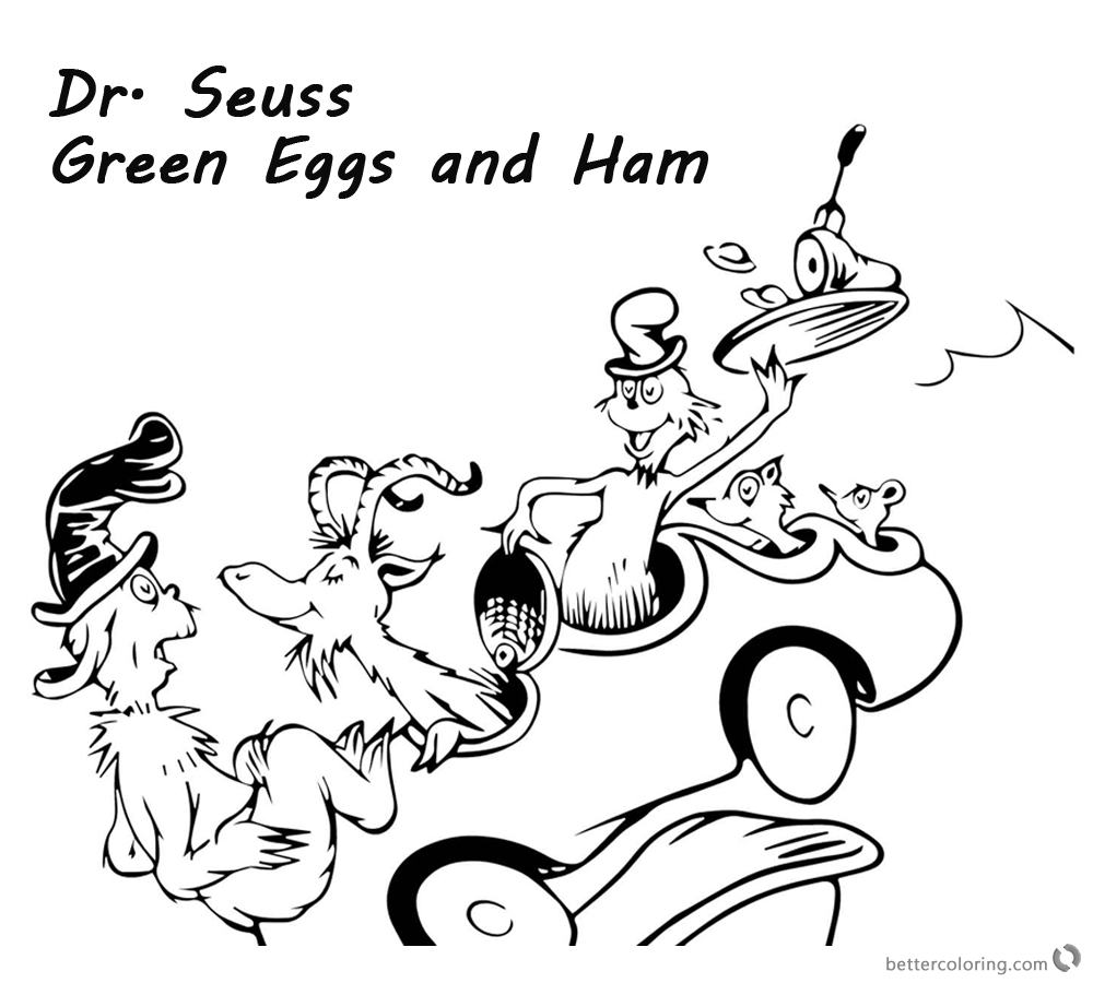 green eggs and ham coloring sheets how to draw sam i am from green eggs and ham in easy steps coloring eggs ham sheets green and