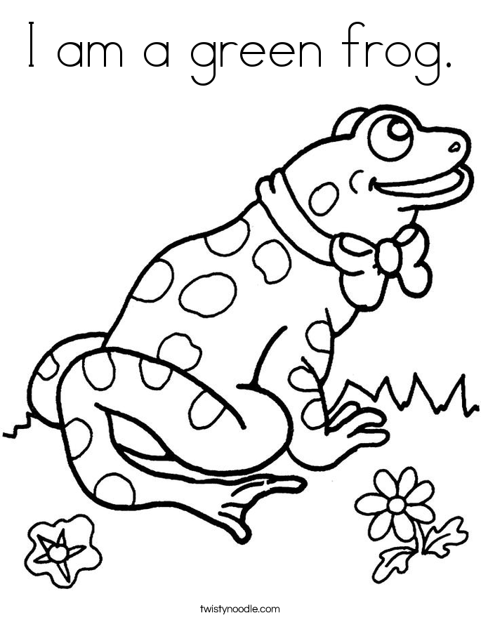 green tree frog coloring page environmental coloring sheets minnesota pollution coloring green tree frog page