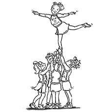 group of girls coloring pages free lineart download free clip art free clip art on of group coloring girls pages