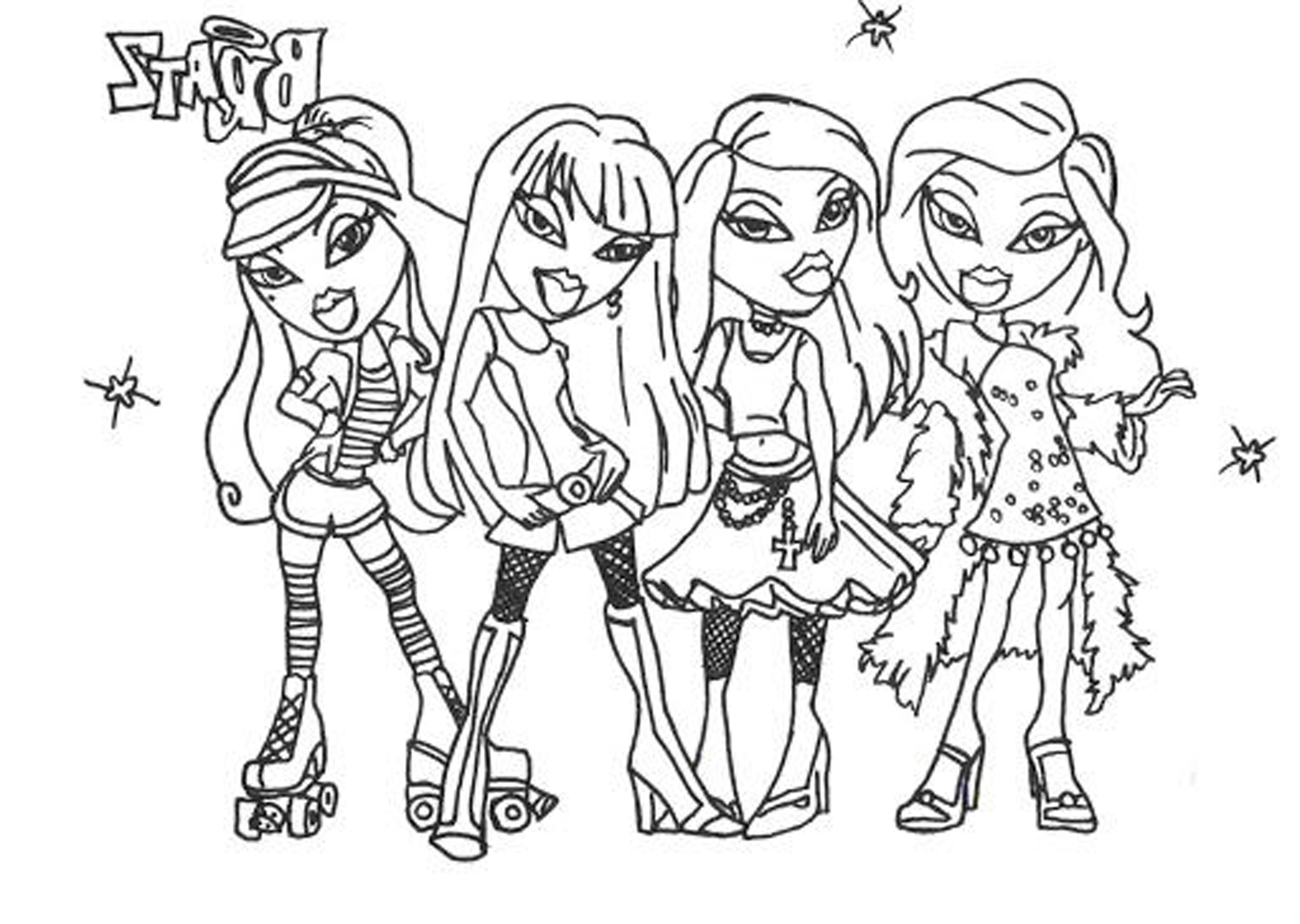 group of girls coloring pages vermillia chibi lineart commission by yampuff on deviantart girls pages group coloring of