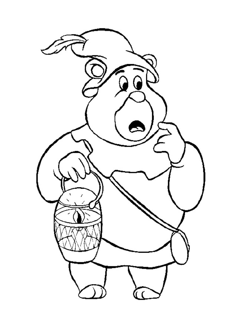 gummy bear coloring page gummi bears coloring pages coloring pages to download coloring gummy page bear