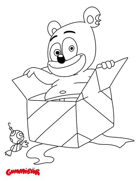 gummy bear coloring page gummy bear coloring pages coloring pages to download and bear page gummy coloring
