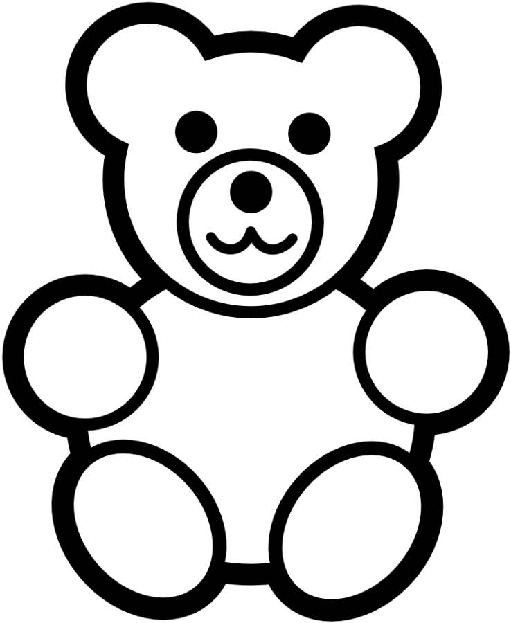 gummy bear coloring page gummy bear coloring pages coloring pages to download and gummy page bear coloring