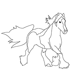 gypsy vanner horse coloring pages top 55 free printable horse coloring pages online vanner gypsy coloring horse pages