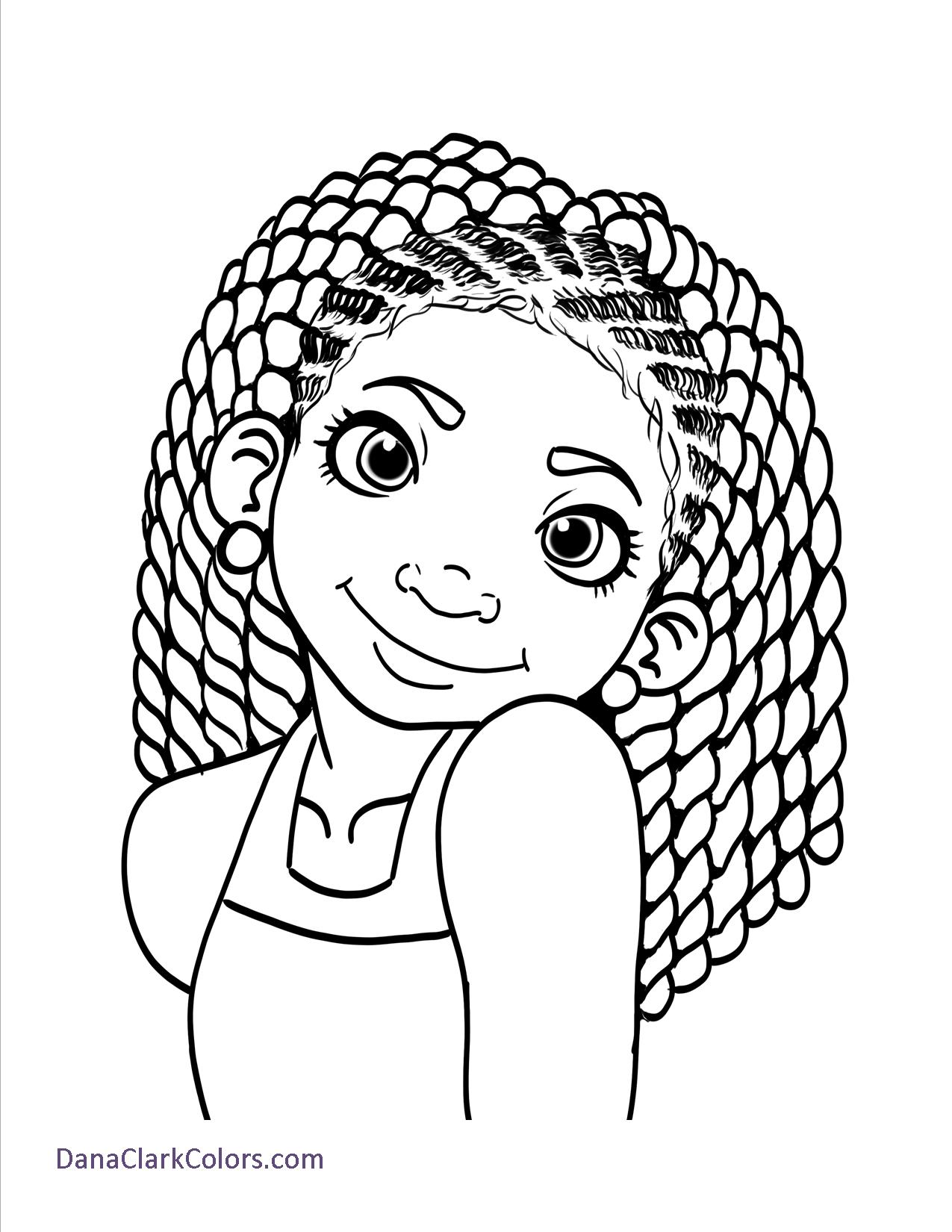 hair colouring pages girl with long hair drawing at getdrawings free download pages hair colouring