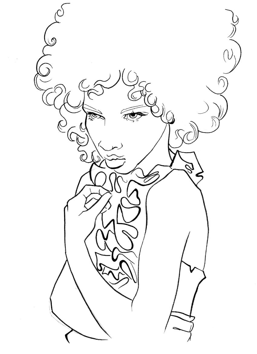 hair colouring pages hair salon coloring pages at getcoloringscom free pages colouring hair