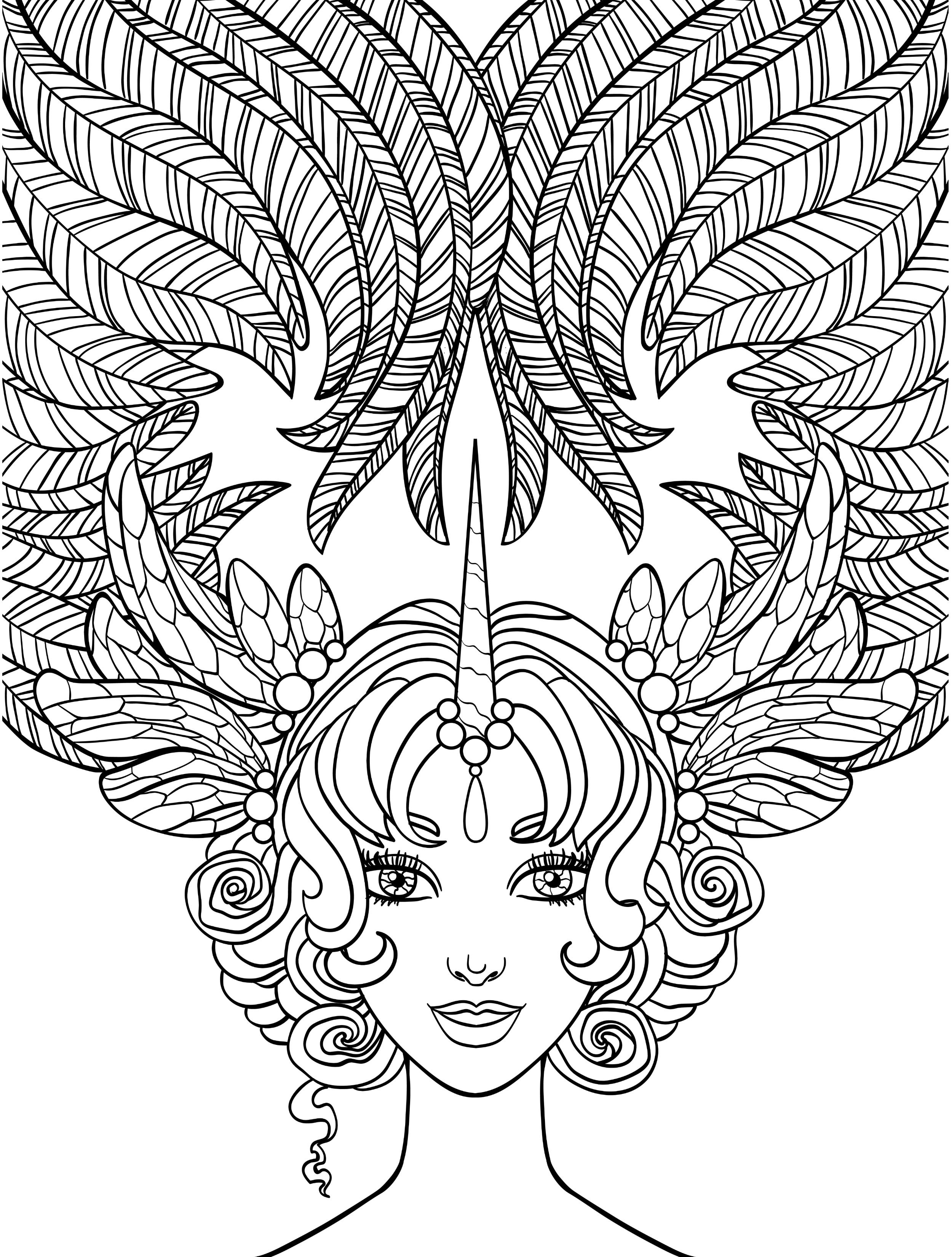 hair colouring pages natural hair introducing the curly kids coloring book colouring hair pages