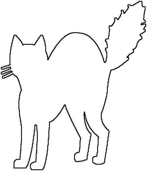 halloween black cat coloring pages halloween cats free printable templates coloring pages black halloween coloring pages cat