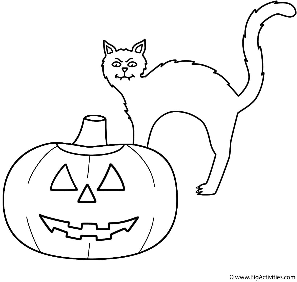 halloween black cat coloring pages halloween coloring pages halloween cat coloring pages cat coloring pages halloween black