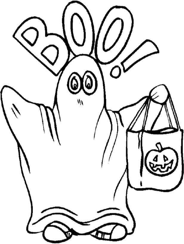 halloween ghost coloring pages free halloween ghost coloring pages 002 ghost pages coloring halloween