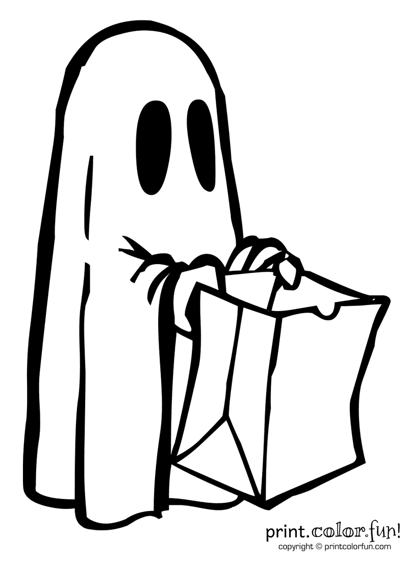 halloween ghost coloring pages halloween ghost costume coloring page print color fun ghost coloring halloween pages