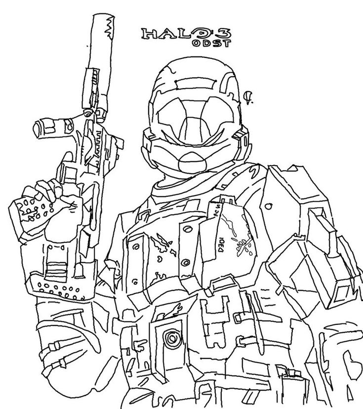 halo 5 coloring pages 1000 images about halo 5 4 3 reach coloring pages on pages 5 halo coloring