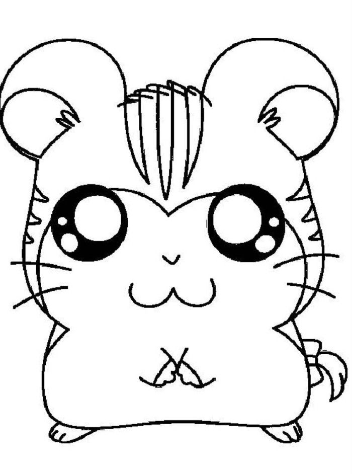hamster coloring pages cute hamster coloring pages coloring home pages coloring hamster 1 1