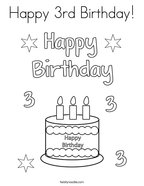 happy 13th birthday coloring pages birthday coloring pages page 2 twisty noodle birthday 13th pages coloring happy