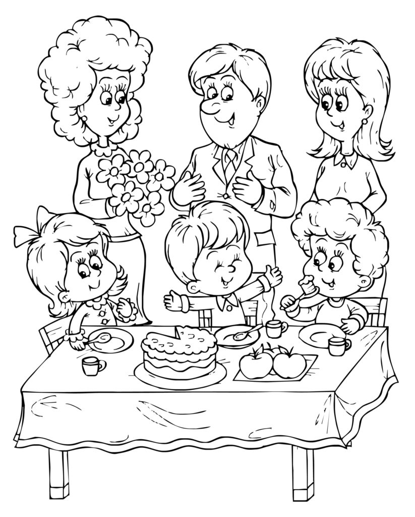 happy 13th birthday coloring pages coloring pages happy birthday dad coloring pages for kids birthday coloring 13th happy pages