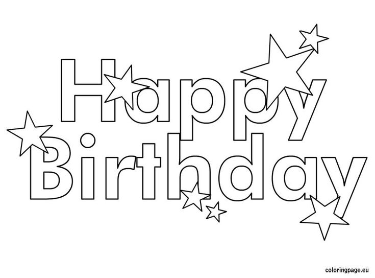 happy 13th birthday coloring pages free printable happy birthday coloring pages for kids happy 13th pages coloring birthday