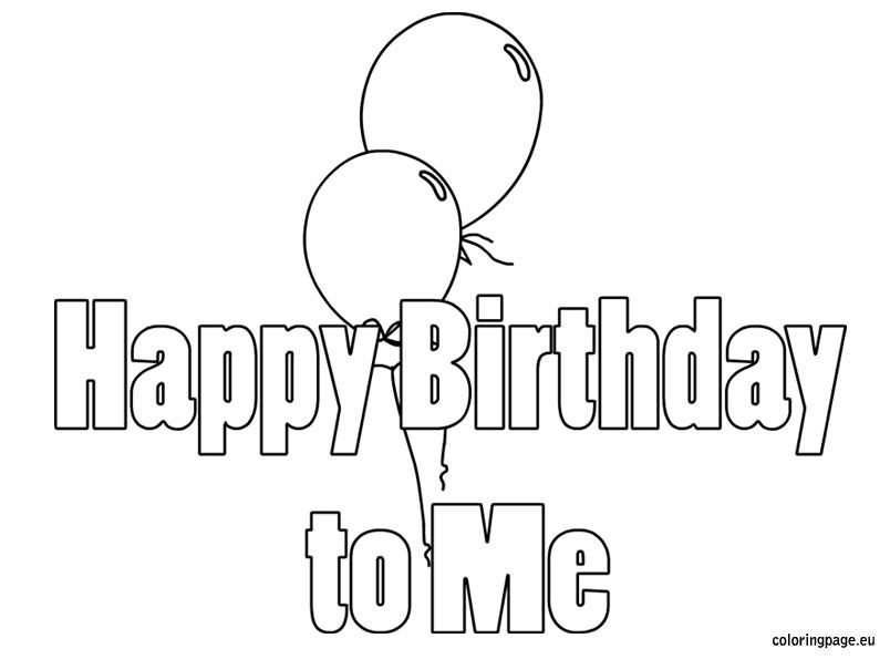 happy 13th birthday coloring pages happy birthday to me2jpg coloring b day39s parties coloring birthday pages 13th happy
