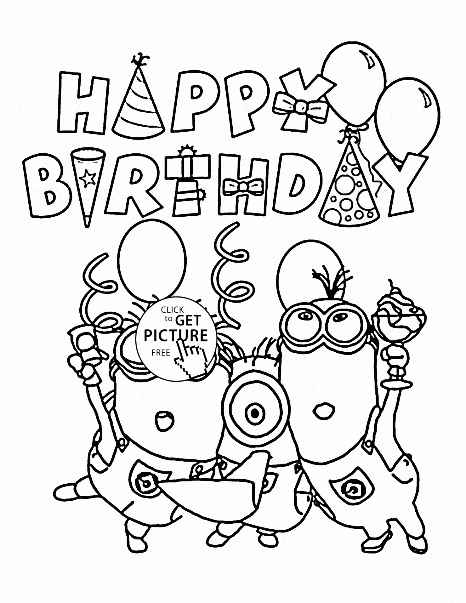happy birthday colouring pages for dad happy birthday daddy coloring pages coloring home for colouring birthday pages dad happy