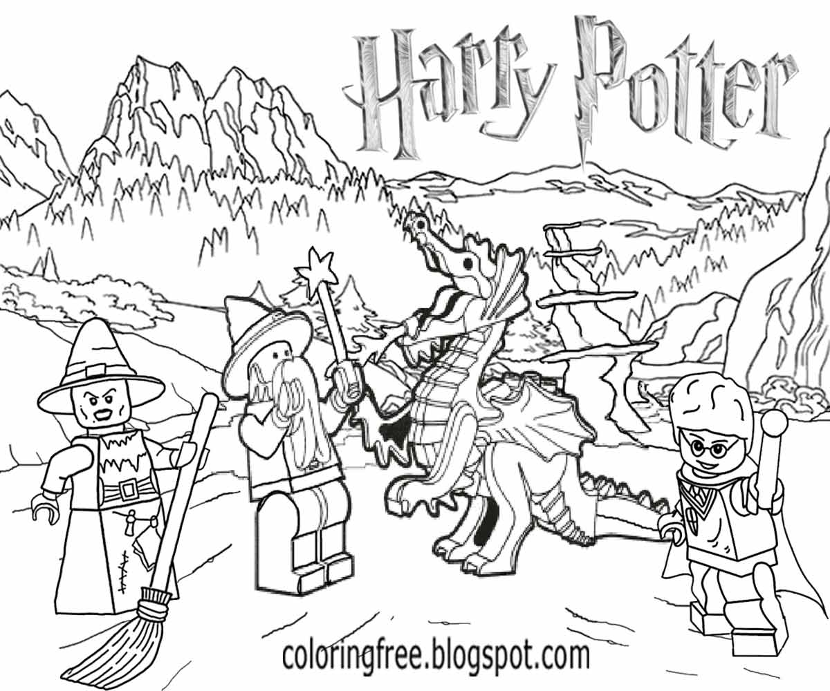 harry potter dragon coloring pages harry potter dragon coloring pages at getcoloringscom potter coloring dragon pages harry