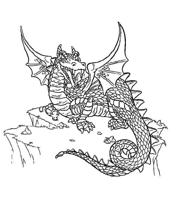 harry potter dragon coloring pages the hungarian horntail dragon coloring page free potter dragon pages coloring harry