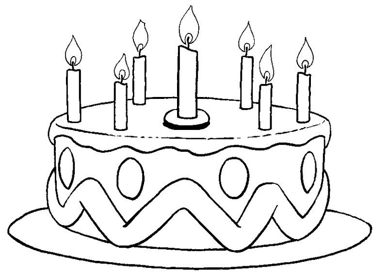 heart cake coloring pages big birthday cake coloring page free printable coloring pages heart coloring cake