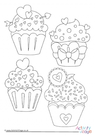 heart cake coloring pages cake slice drawing at getdrawings free download pages coloring cake heart