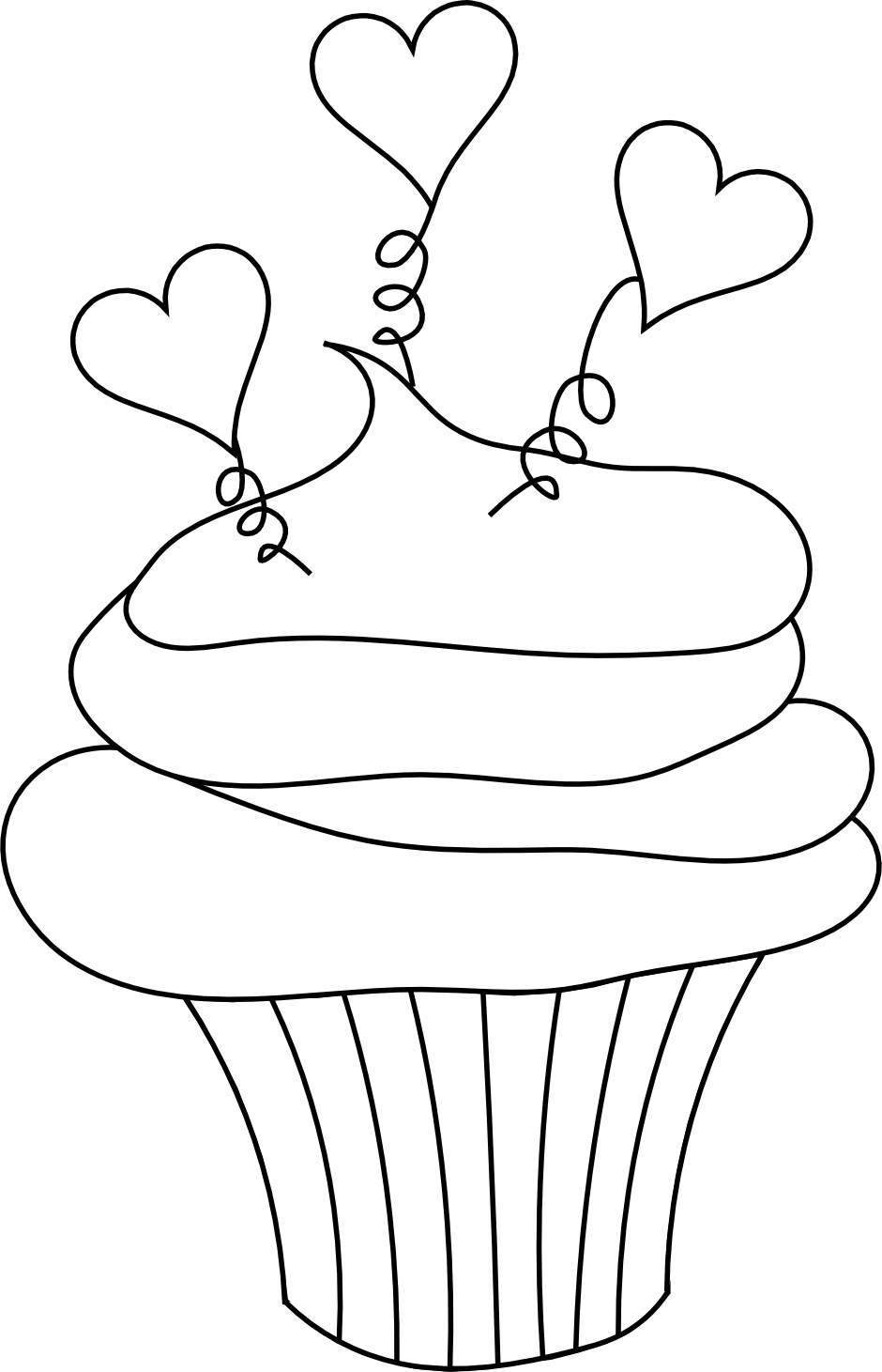 heart cake coloring pages free valentine heart clipart cupcake coloring pages heart cake pages coloring