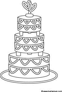 heart cake coloring pages heart shape cake box coloring page free coloring pages coloring cake heart pages