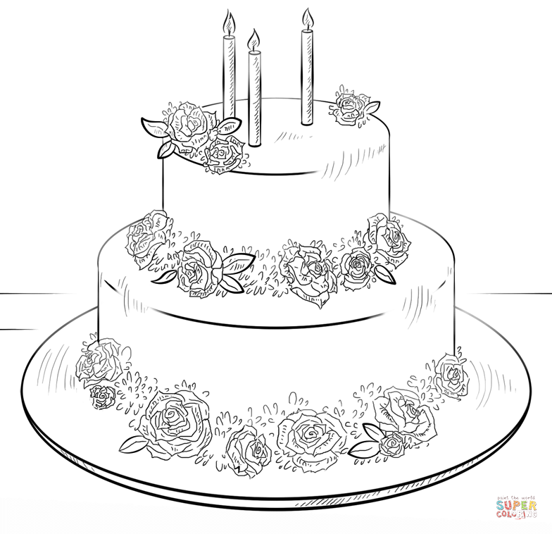 heart cake coloring pages strawberry cheese cake coloring page cookie pinterest coloring cake heart pages