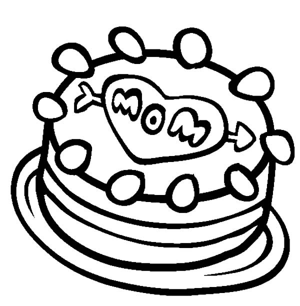 heart cake coloring pages valentine hearts coloring page shows a happy heart cake on pages heart coloring cake