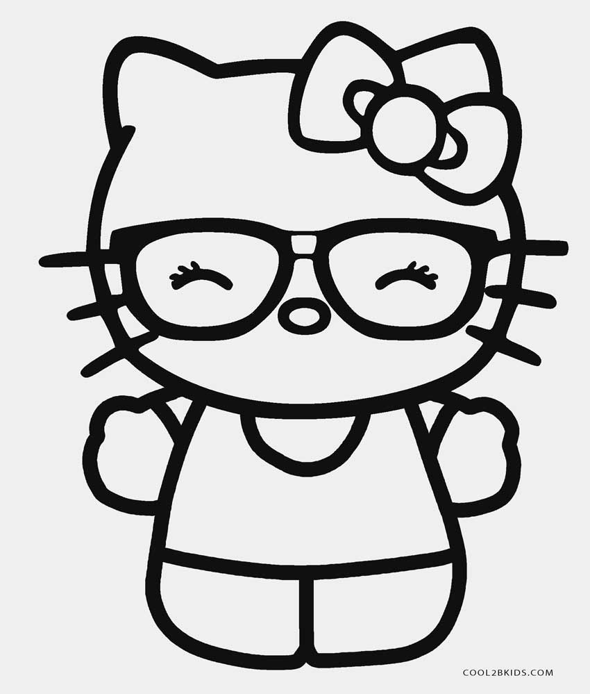 hello kitty coloring pages free free printable hello kitty coloring pages for pages pages coloring kitty free hello