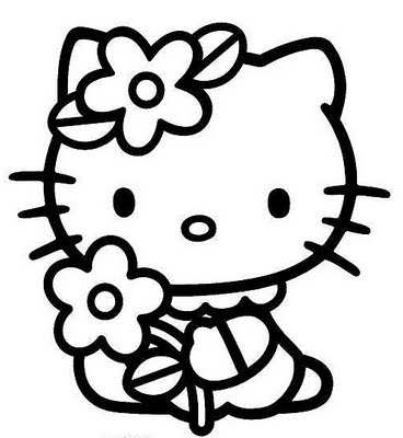 hello kitty coloring pages free hello kitty coloring page 07 coloring page central pages kitty coloring free hello